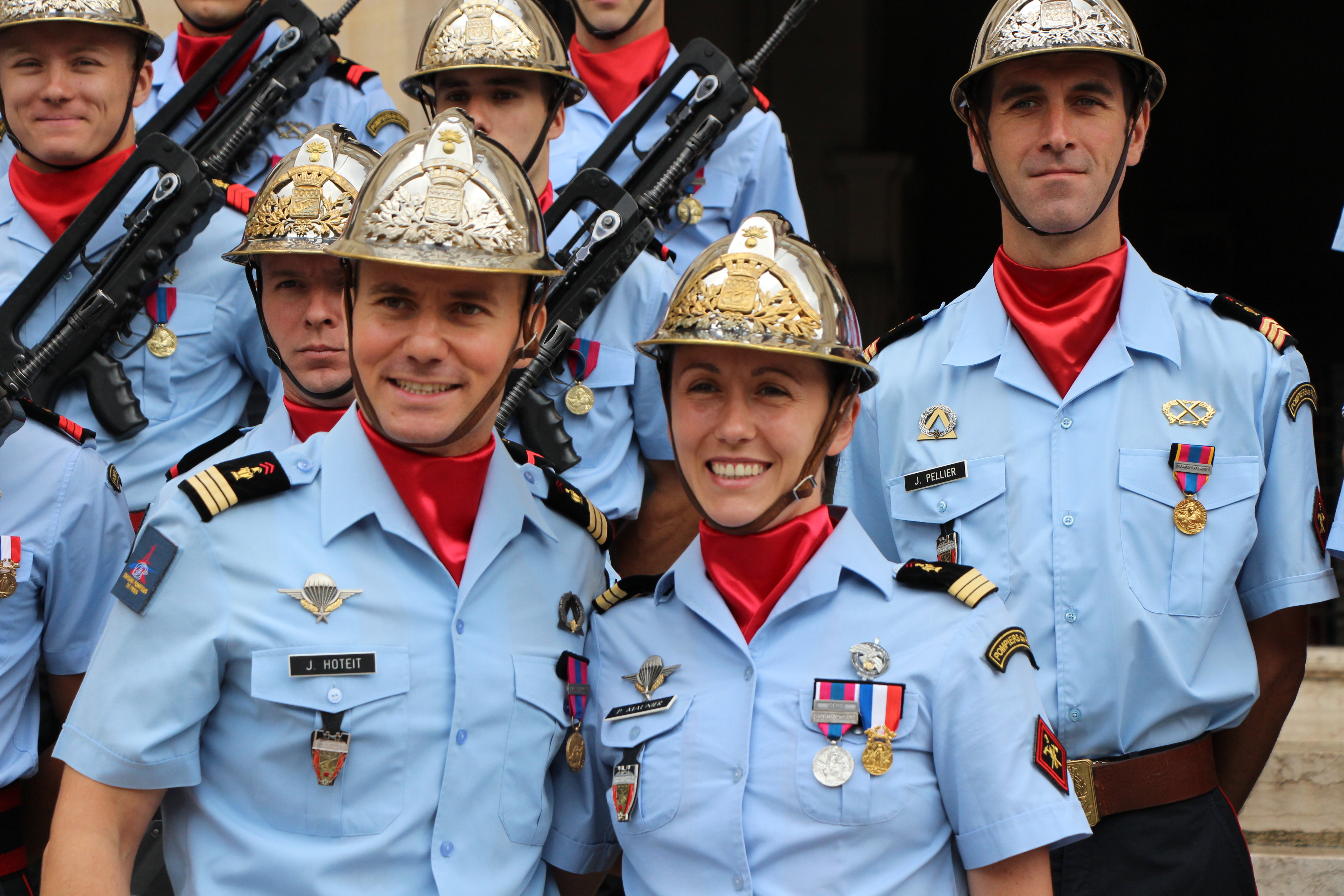 pompiers-capitaine-passation-commandement-paris-compagnie-actualites