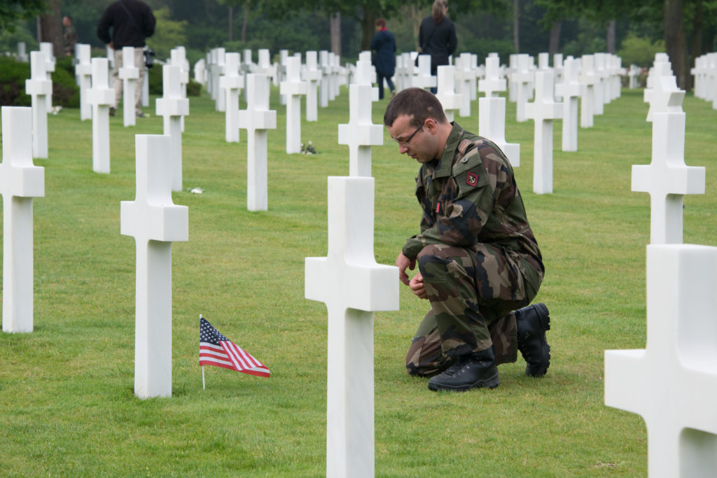 soldat americains memoire