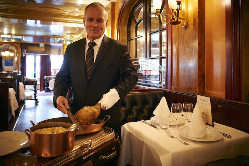 S billon la brasserie embl matique neuilly journal - La table des oliviers neuilly ...