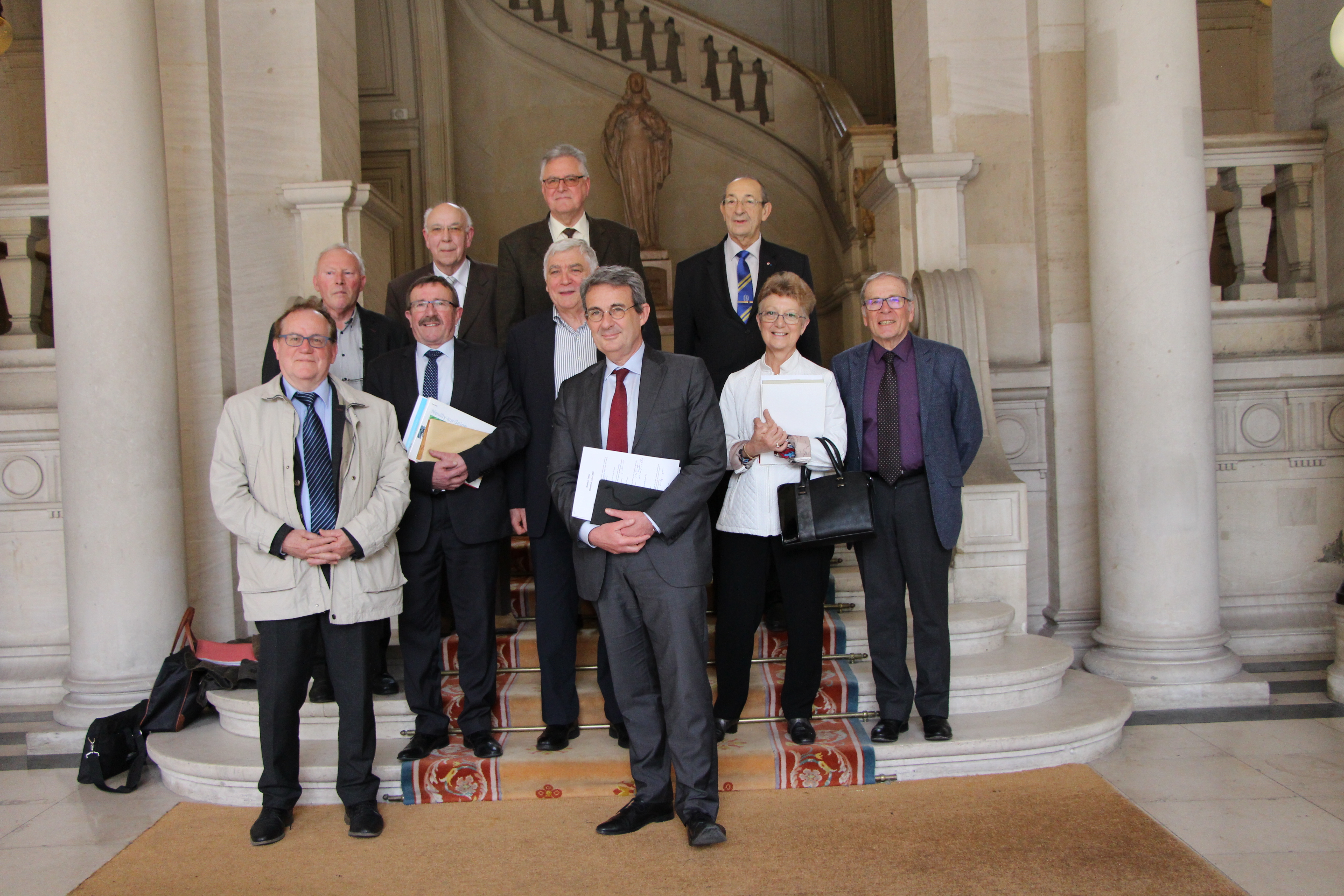 dix maires neuilly