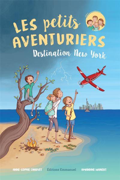 neuilly livre petits aventuriers new york
