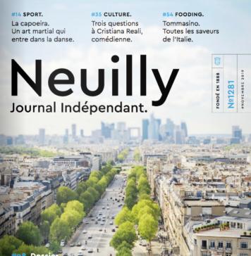 Neuilly Journal n 1281 novembre 2019