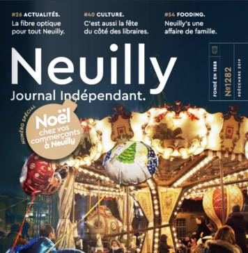 Neuilly Journal N1282 couverture
