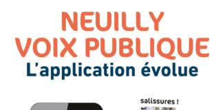 nouvelle version application voix publique