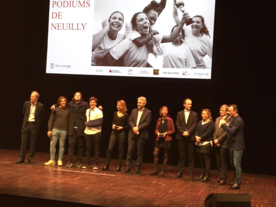 8 edition Podium de Neuilly
