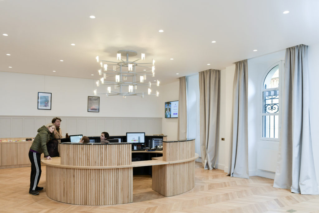 nouvel Accueil mairie Neuilly