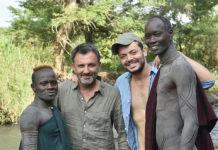 Rencontre avec Kev Adams et la tribu des Suri en Ethiopie pour terre inconnue