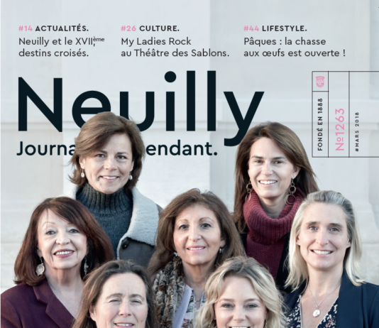 couverture neuilly journal 1263