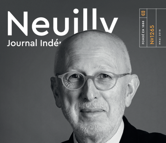 couverture neuilly journal 1265