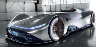 mercedes concept showcar