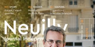 couverture de neuilly journal 1270