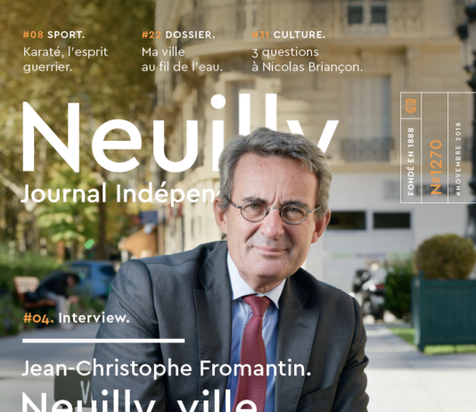 couverture de neuilly journal 1270