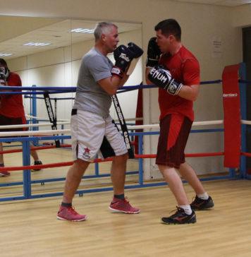 Boxe sport neuilly