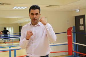 President du Boxing Club de Neuilly.