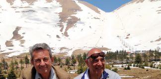 Michel Aoun jean christophe fromantin