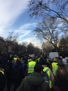 article Gilets Jaunes neuilly