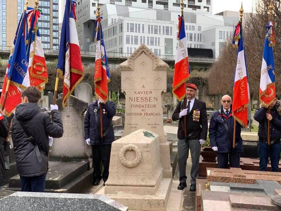 Centenaire mort Francois Xavier Niessen neuilly