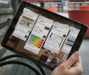 display ipad trello article
