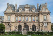 neuilly hotel de ville mairie