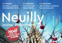 couverture Noel achat local