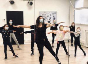 cours de danse anna