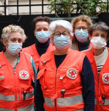 crise sanitaire, Croix rouge