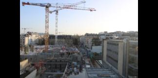 clinique en construction