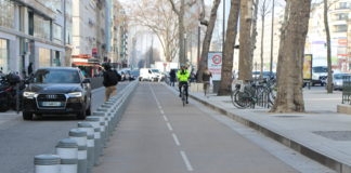 piste cyclable neuilly
